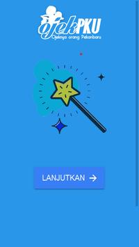Ojek PKU apk screenshot