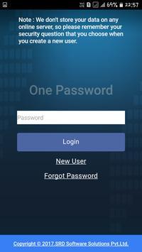 One Password screenshot 6