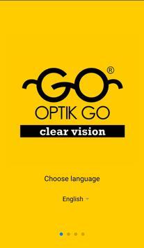 Optik Go poster