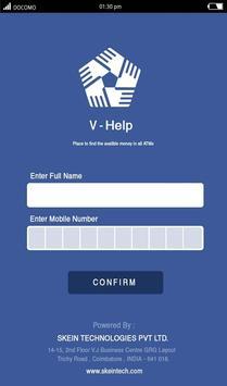 Cash Finder - VHelp screenshot 1