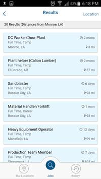 Advantage Resourcing Job Search screenshot 2