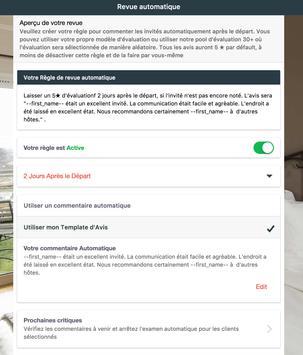 TicTac AirBnB management apk screenshot