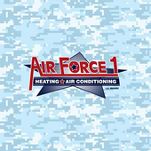 Air Force 1 Air Heating and Air Conditioning icon