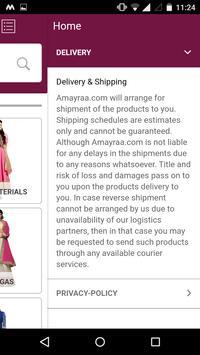Amayraa apk screenshot
