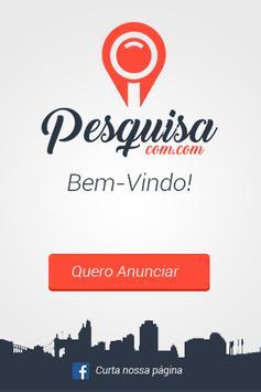 Pesquisa Com screenshot 1