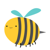 Jumper bees icon