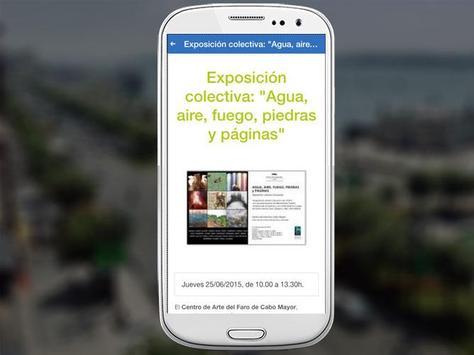 Agenda Cultural Santander screenshot 1