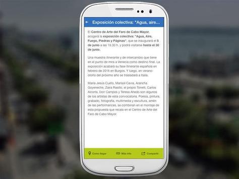 Agenda Cultural Santander screenshot 2