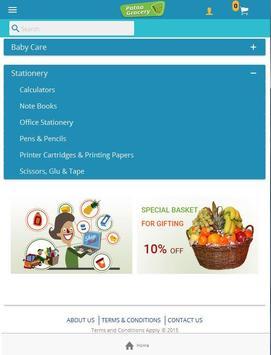 Patna Grocery screenshot 1