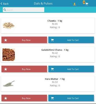 Patna Grocery screenshot 2