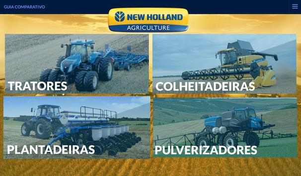 Guia New Holland poster