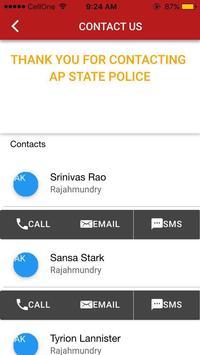 AP POLICE apk screenshot
