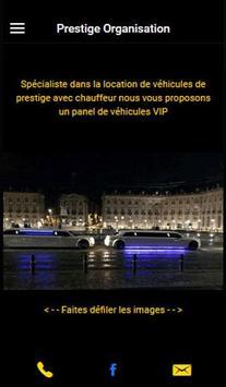 Prestige Organisation VTC poster