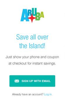 Aruba Cruise App poster