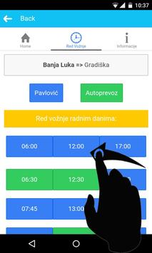 BusInfo BiH screenshot 6