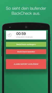 BackChecker screenshot 1