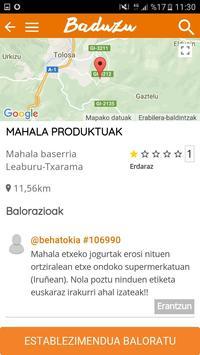Baduzu screenshot 2
