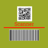 QR Code scan and Barcode  Scan icon