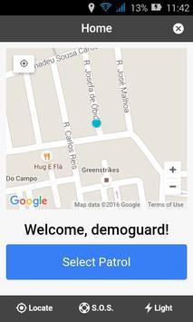 Bizguard apk screenshot