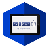 Like Counter for Facebook icon