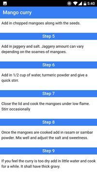 Indian Veg Curry apk screenshot