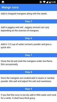 Indian Veg Curry screenshot 5
