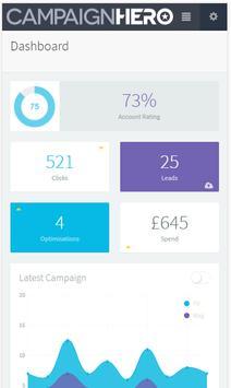 CampaignHero screenshot 1