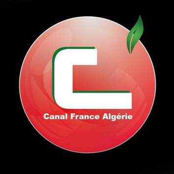 canal france algerie poster
