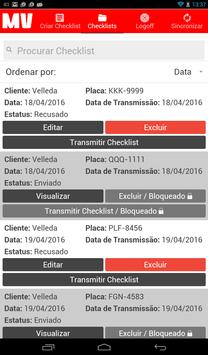 Checklist Velleda screenshot 1