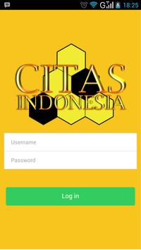 CITAS INDONESIA apk screenshot
