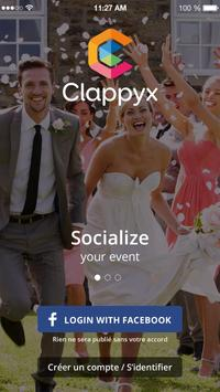 Clappyx screenshot 1