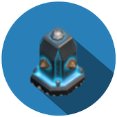 Clash Wall Calculator icon