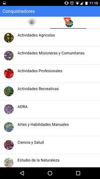 Especialidades JA apk screenshot