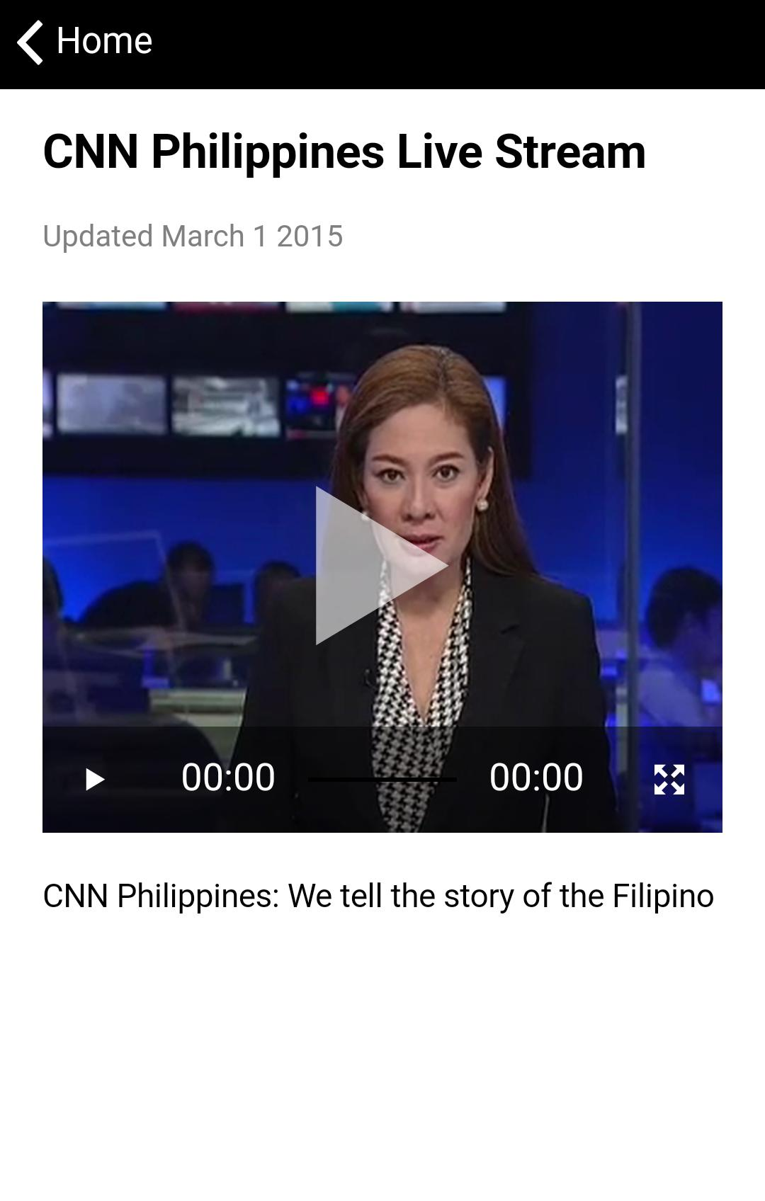 cnn live stream free philippines