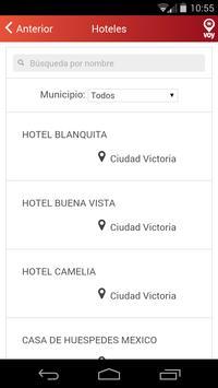Voy Tamaulipas apk screenshot
