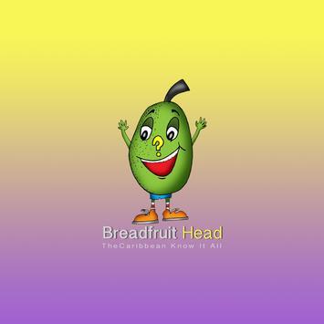 BreadFruit Head poster