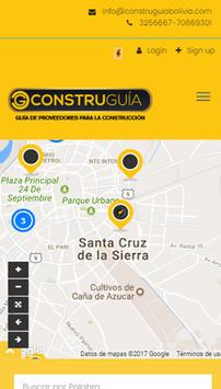 Construguia Bolivia screenshot 1