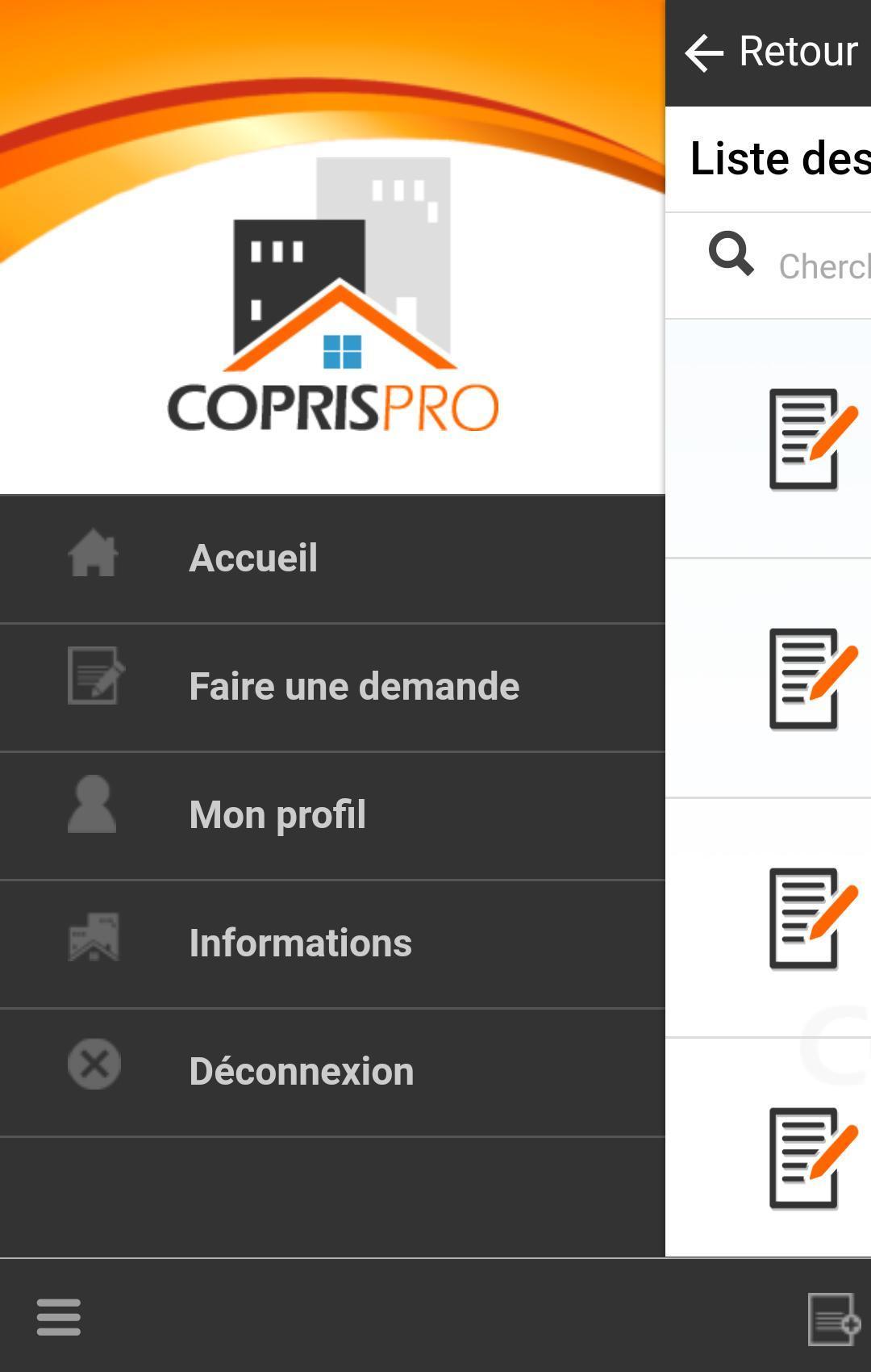 Copris Pro poster