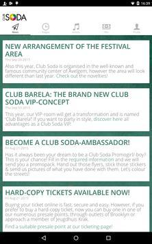Club Soda Festival screenshot 3