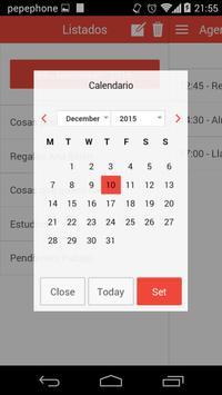 Diary apk screenshot