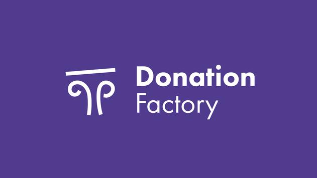Donation Factory screenshot 1