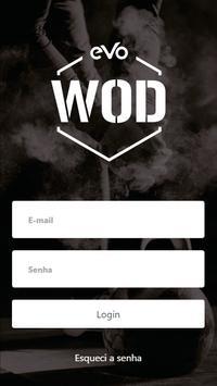 EVO WOD poster