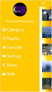 Sound machine sleep screenshot 1