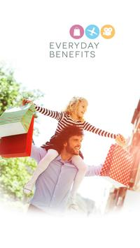 Everyday Benefits – Love2shop poster