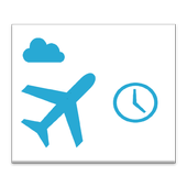 FAA Airport Delay and Weather icon
