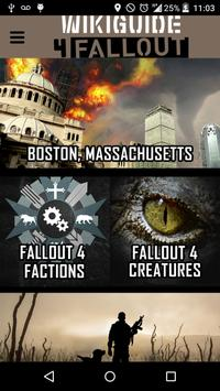 WikiGuide 4 Fallout poster