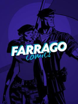 Farrago Comics poster