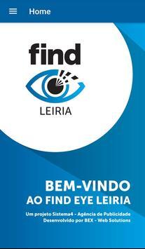 Find Eye Leiria poster