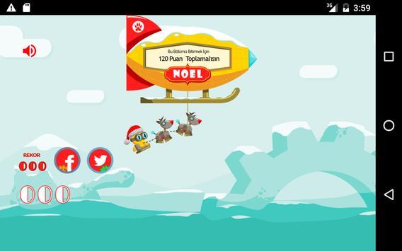 Flappy Noel apk screenshot