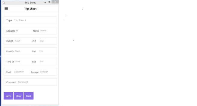 Fleet Management screenshot 2